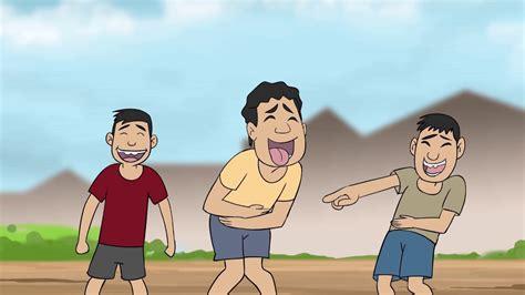 Kartun Lucu Funny Ball
