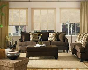 Colors for living room with brown couch 2017 2018 best for Living room brown couch model