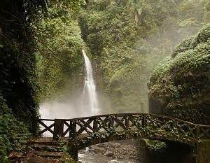 Highland Resort & Nature Tours In Tomohon Near Manado