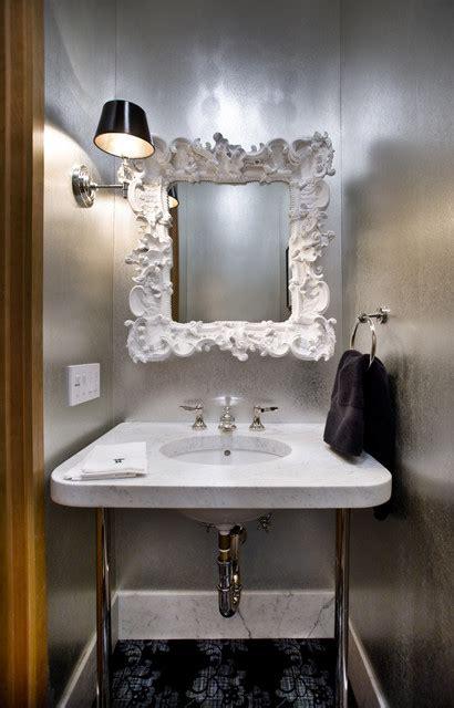 powder room mirror powder room contemporary with bathroom glamorous powder room contemporary powder room san