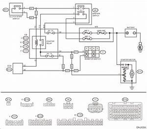 Subaru Legacy Service Manual - Dtc P0617 Starter Relay  U0026quot A U0026quot  Circuit High