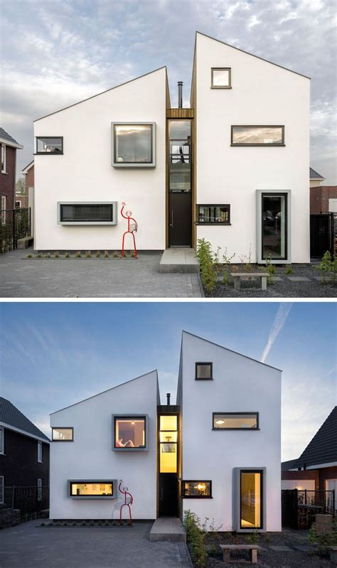 Die Moderne Haus by Dieses Moderne Haus Hat Einen Fensterplatz Mit Blick Auf