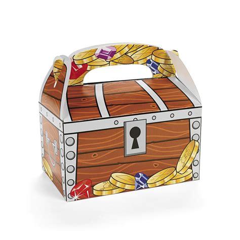 pirate treasure chest treat gift box r 234 ves merveilles
