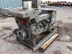 40 Kw Northern Lights Marine Genset  Load Tested Good