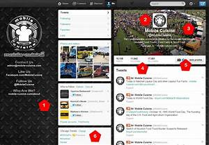 Create an Awesome Twitter Profile for Your Food Truck
