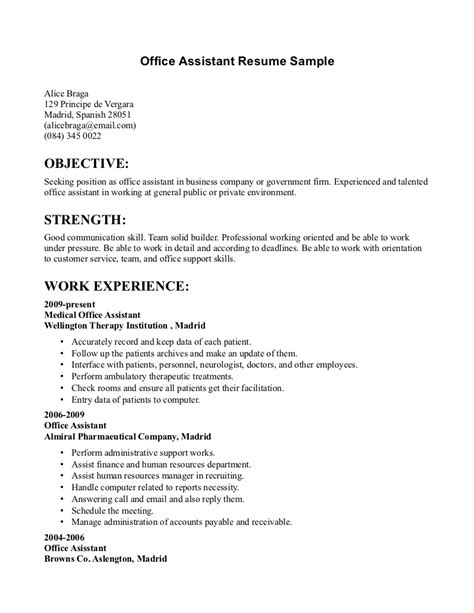 exles of resumes sle cover letter professional how
