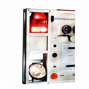 Lighting Training Board - Simulator For Sale