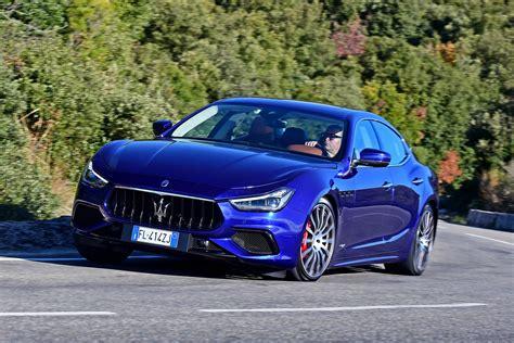 Review Maserati Ghibli by Maserati Ghibli Review Auto Express