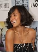 Natural Hairstyles...Medium Length Black Curly Haircuts