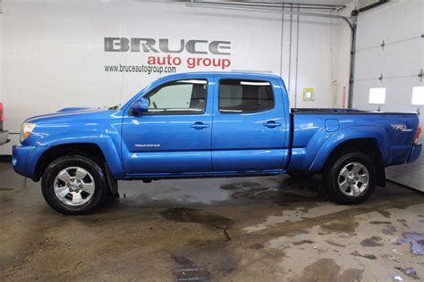 Used 2005 Toyota Tacoma 4.0l 6 Cyl Automatic 4x4 Double