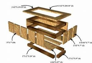 The RunnerDuck Cedar Planter Box,, step by step instructions