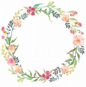 Imagem 06 Banners Pinterest Watercolor, Wreaths and
