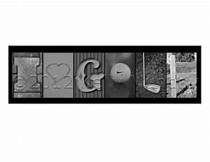 alphabet photography letter art golf digital copy by With golf alphabet letters