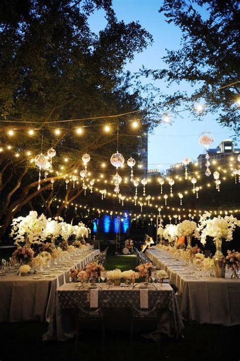 Summer Backyard Wedding by Summer Outdoor Wedding Inspiration Soundsurge
