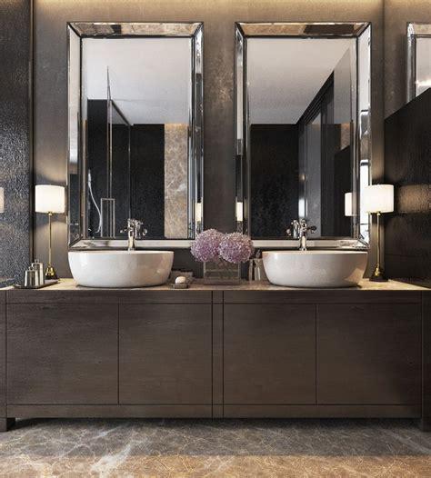 contemporary bathroom decor ideas three luxurious apartments with modern interiors