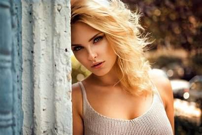 Carla Miro Hofmann Wallpapers Sonre 4k Blonde