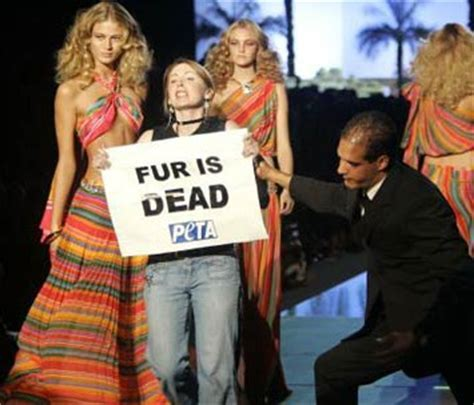 Funny Pictures   Stupid Peta Protest