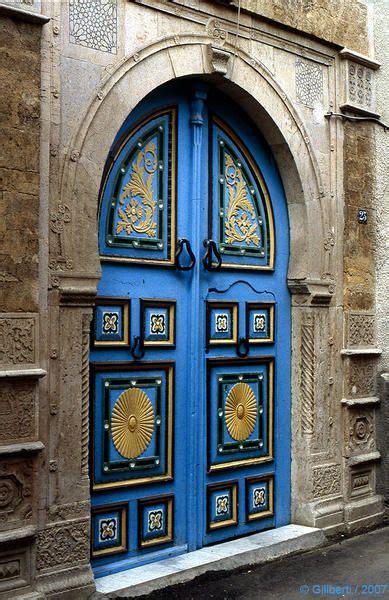 tunis les portes de la medina la medina tunis portes