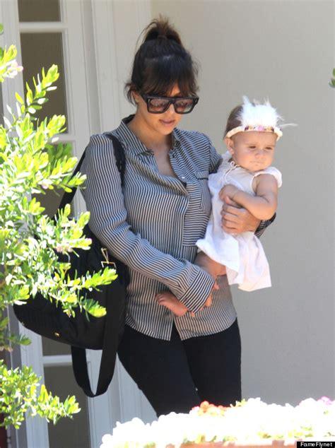 kourtney kardashians daughter penelope    big
