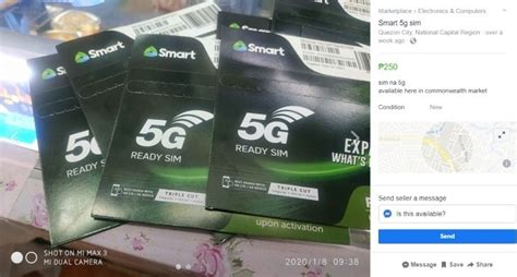 Check spelling or type a new query. Smart 5G-ready SIM cards spotted online - YugaTech | Philippines Tech News & Reviews