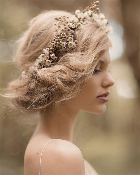 flower crown updo beautymus