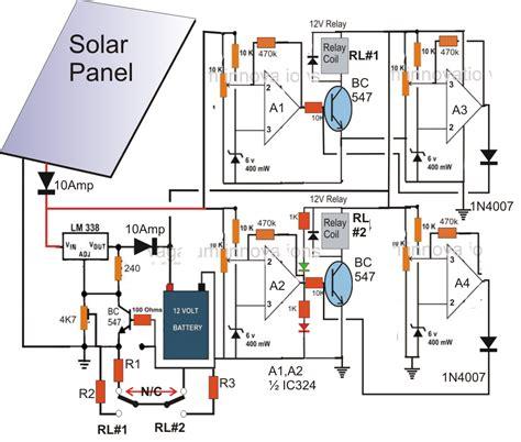 Homemade Solar Mppt Circuit Poor Mans Maximum Power