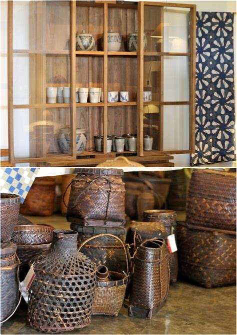 fishing baskets  lombok indonesia interior ide