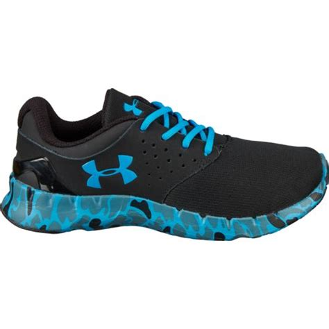armour 174 preschool flow camo running shoes 165 | 10630867