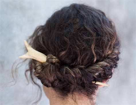 How To Use A Hair Stick? Hair Stick, Hair Fork And Hair