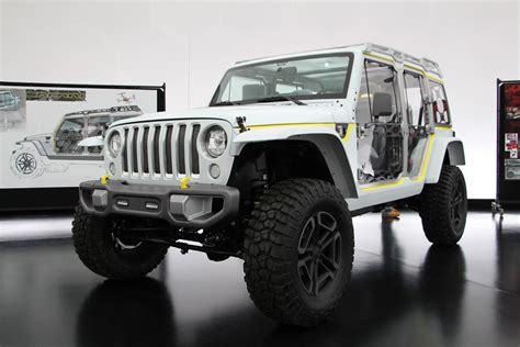 Jeep Safari Concept by Seven Concept Jeeps You Will Definitely See At Easter Jeep