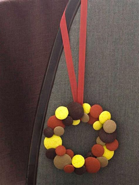 creative diy fall buttons craft ideas