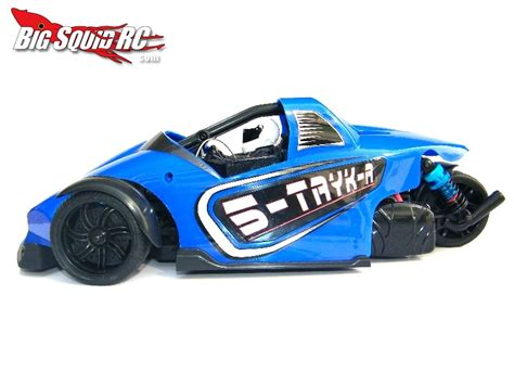 Redcat S-tryk-r (and Brushless Pro) 3-wheel Belt Drive