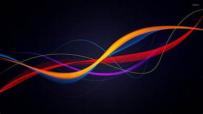Abstract Curves Colorful Wallpapers Curve