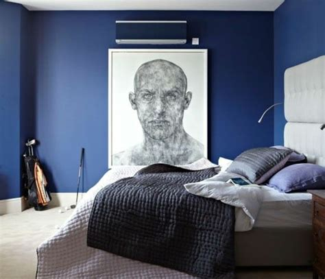 deco chambre adulte bleu 1001 idées pour une déco maison couleur indigo