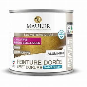 Peinture Dorée Pour Bois : peinture doree effet dorure sans odeur espace d 39 eco bois ~ Dailycaller-alerts.com Idées de Décoration