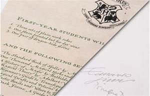 hp fans listen up you can finally get your very own With how to get your own hogwarts acceptance letter