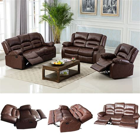 Bonded Leather Loveseat by Motion Sofa Loveseat Recliner Living Room Bonded Leather