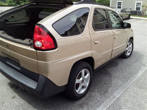 Pontiac Aztek 2004 Image 139