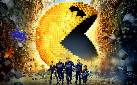 Mommy Movie Review Pixels With My Kids Julie Says So