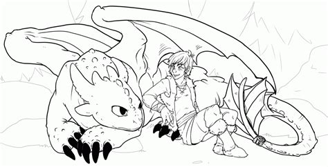 Httyd Coloring Pages