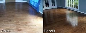 O que fazer para deixar o piso de madeira novo? - Arquidicas