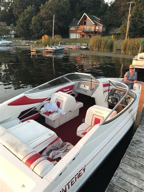 Used Monterey Boats For Sale In Michigan monterey boats for sale in michigan boats