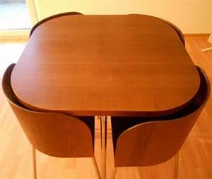 Küchentisch Mit Stühlen : kleiner esstisch mit 4 st hlen my blog ~ Michelbontemps.com Haus und Dekorationen