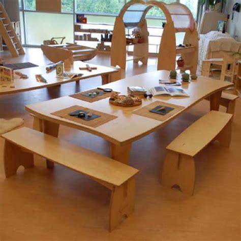 tables pod 773 | Natural Pod Preschool and Kindergarten Tables