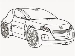 free honda civic coloring pages With honda ridgeline car