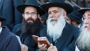 Why Do So Many Orthodox Men Have Beards? | My Jewish Learning