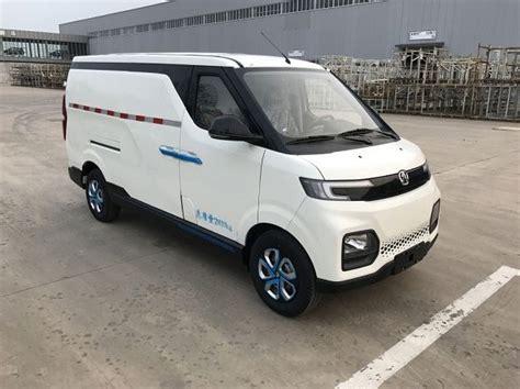 electric vans catching fire  china electric van truck