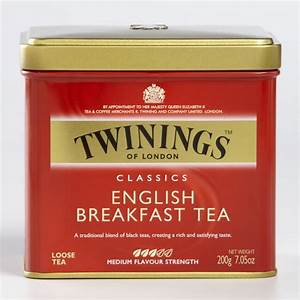 Twinings English Breakfast Loose Leaf Tea Tin World Market