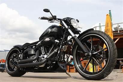 Breakout Harley Davidson Softail Motorcycle Wallpapers Desktop