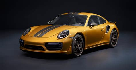 turbo porsche 911 porsche 911 turbo s exclusive series is the most powerful